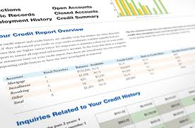 three bureau credit report the major credit reporting agencies and what they do