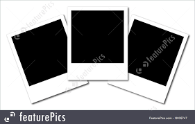 photo and video polaroid frames stock illustration i3035747 at