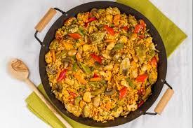 giallo zafferano cucina vegetariana ricetta paella vegetariana la ricetta di giallozafferano