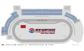 new hampshire motor speedway loudon tickets schedule seating