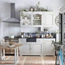 meuble cuisine shabby chic cuisine shabby chic 45 idées fascinantes pour vous