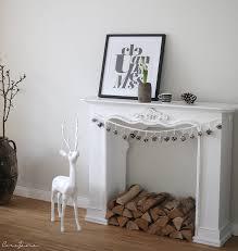 Wohnzimmer Dekoration Weihnachten Einzigartig Kamindeko Weiße Halloween Kamin Deko Freshouse