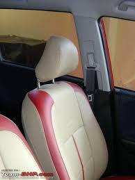 car seat covers for honda jazz my honda jazz page 2 team bhp