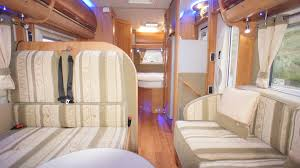 whats included cheshire motor home holidays