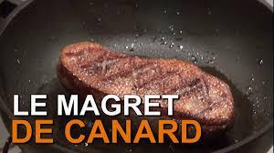 cuisiner magret de canard poele magret de canard comment réussir la cuisson du magret de canard à