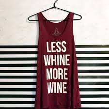 63 off tops holiday sale less whine more wine