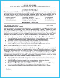 Resume Sample Quality Control Inspector by How To Make Cable Technician Resume That Is Really Perfect