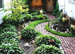 rear garden serenity gardens by design petanimuda