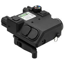 laser and light combo ncstar green laser and 4 color navigation led lights combo 643972