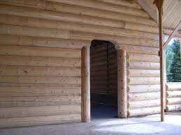 Log Siding For Interior Walls Common Sense Solutions General Contracting Methow Valley Accents