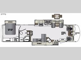 Georgetown Floor Plan Georgetown Xl Motor Home Class A Rv Sales 3 Floorplans