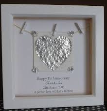 10 year anniversary gift ideas for wonderful 10 year wedding anniversary gifts for image
