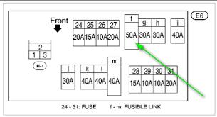 2014 nissan armada fuse box diagram wiring diagrams