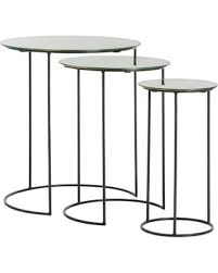 Iron Accent Table On Sale Now 69 Arteriors 4009 Iron Accent Tables Set