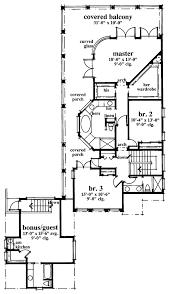 italianate floor plans mediterranean style house plan 3 beds 2 5 baths 2909 sq ft plan