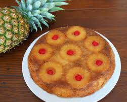 baking outside the box pineapple skillet cake