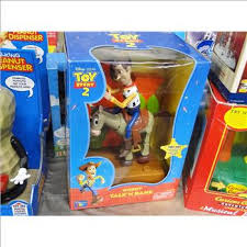 collector u0027s toy story 2 disney woody talking bank property room