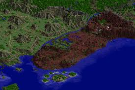 World Of Warcraft Maps by World Of Warcraft U0027 Within A World Kalimdor Recreated To Scale In
