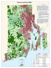 Ri Map Land Use And Natural Resources Rhode Island Division Of Planning
