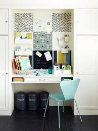 adorable bulletin board wall for small study room design with