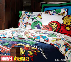 marvel duvet cover pottery barn kids