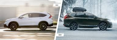 honda cr v vs lexus 2017 honda cr v old vs new compared carwow