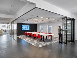glass walls gensler revamps office using nanawall sliding glass walls nanawall