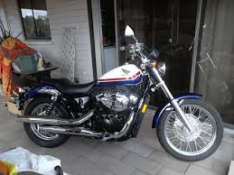 removing safety decals off phantom tank honda shadow forums