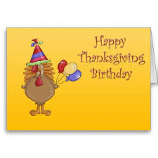 thanksgiving cards for birthday wishes free design and templates