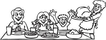 coloring pages amusing dinner coloring pages thanksgiving turkey