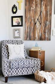 A Living Room Accent Chair Update Cherished Bliss - Accent chairs for living room