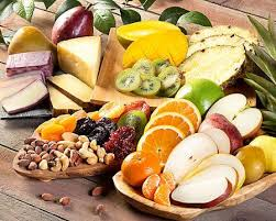 tropical fruit delivery tropical fruit nut and cheese basket