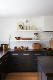 gray owl painted kitchen cabinets 8 easy ways to update your kitchen cabinets bobby berk