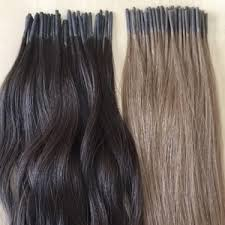 pre bonded hair extensions reviews russian hair pre tipped hair extensions i tip u tip v