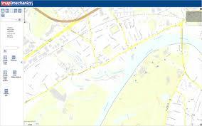 Open Street Maps Geoconcept Web Gis Allmapdata