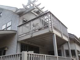 composite decking trexpro deck builders
