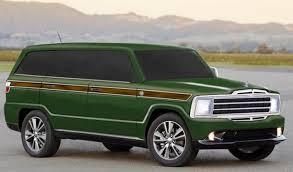 jeep station wagon 2018 2018 jeep grand wagoneer redesign grand wagoneer commander