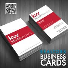 Keller Williams Business Cards Keller Williams Realtor Business Card Template