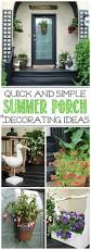 fresh front porch summer decorating ideas 40 about remodel home