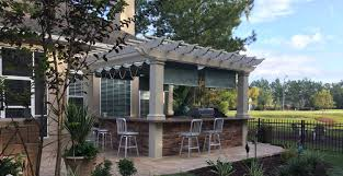 Pergola With Fabric by Pergola Kits Usa Com