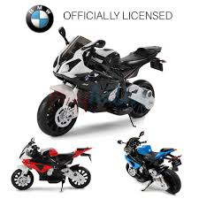 bmw bicycle 2017 bmw s1000rr motorbike ride on 12v kids bike official licensed bmw