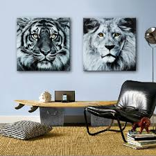 online get cheap oil painting tiger aliexpress com alibaba group