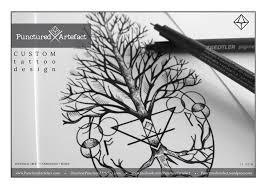 tree symbolism punctured artefact symbolic ink tattoo blog world tree ink trends