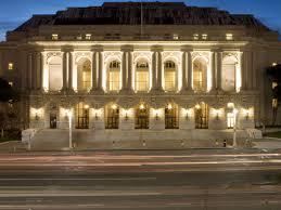 Opera House by Sfopera War Memorial Opera House