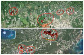 Map Of St Croix Police To Residents With Firearms Do Not Fire Celebratory