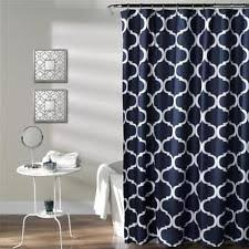 Moroccan Trellis Fabric Geometric Moroccan Shower Curtains Ebay