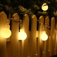 Patio Globe Lights Lights Outdoor Globe String Lights Globe Light Strands String