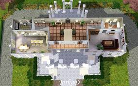 my sims 3 blog the white house by jarkad