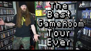 the best game room tour ever 2000 video game collection