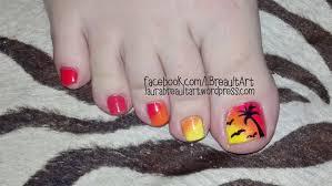 24 beach toe nail designs easy toe nail designs 2017 pretty